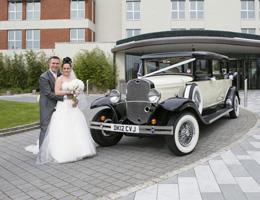 Runneymead Hotel Wedding