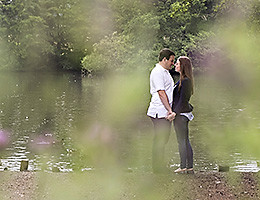 Engagement Photography Essex Weald Country Park