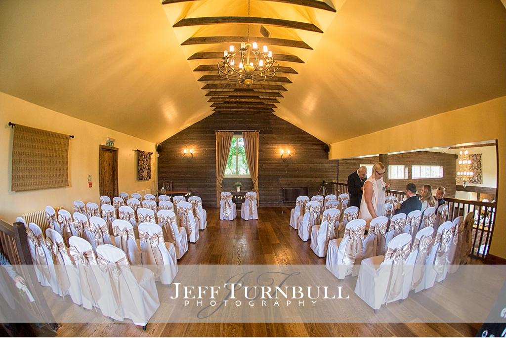 White Hart Autumn Wedding