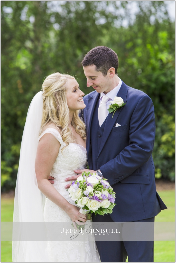 Bride and Groom Crondon Park