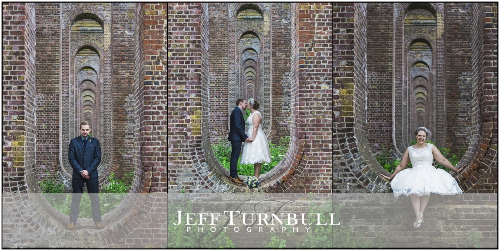 chappel viaduct essex wedding photography