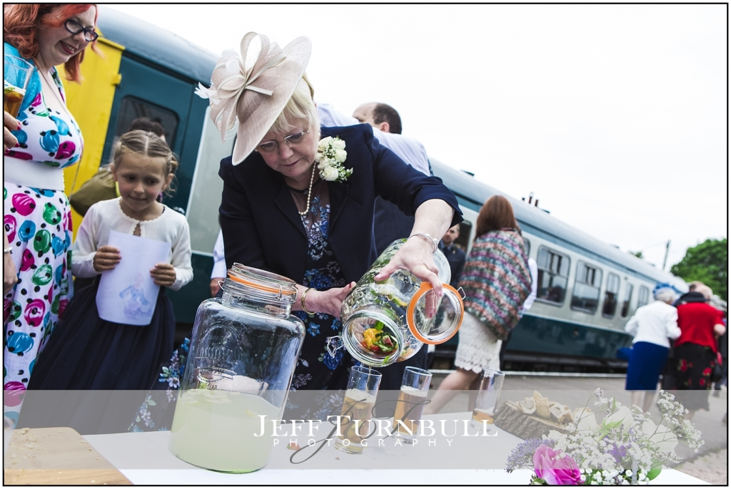 Wedding Photography East Anglian Railway Museum