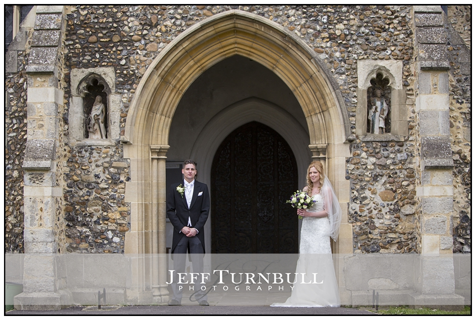 St Mary's Church Bocking Wedding Photographer