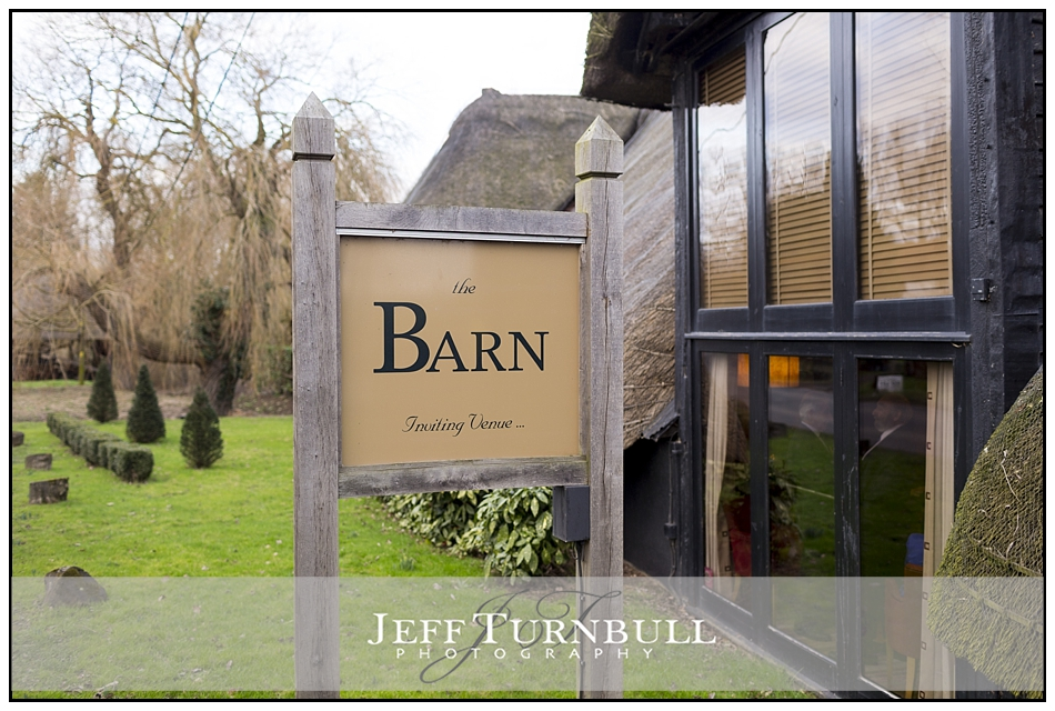 The Barn Brasserie Great Tey Essex