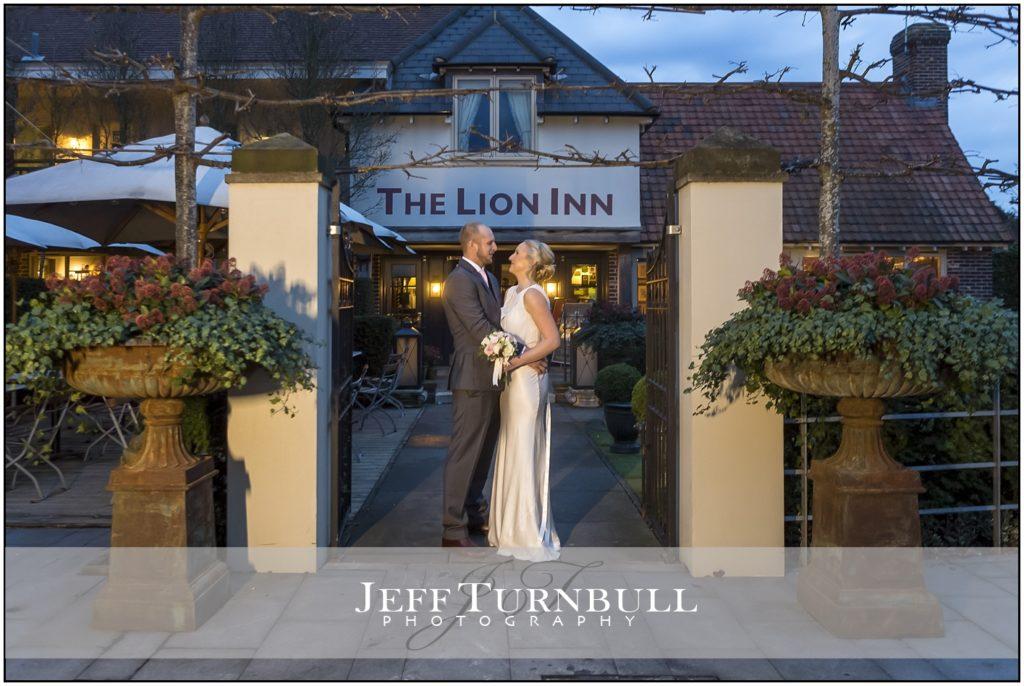 Wedding at the Lion Inn Boreham