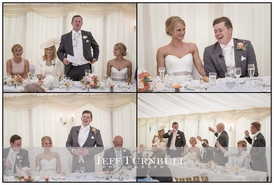 Wedding Speeches Pontlands Park