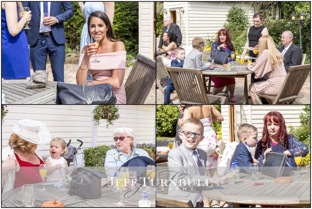 The Reid Rooms Wedding Guests