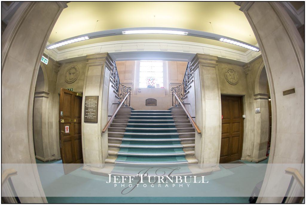 Braintree Town Hall Staircase