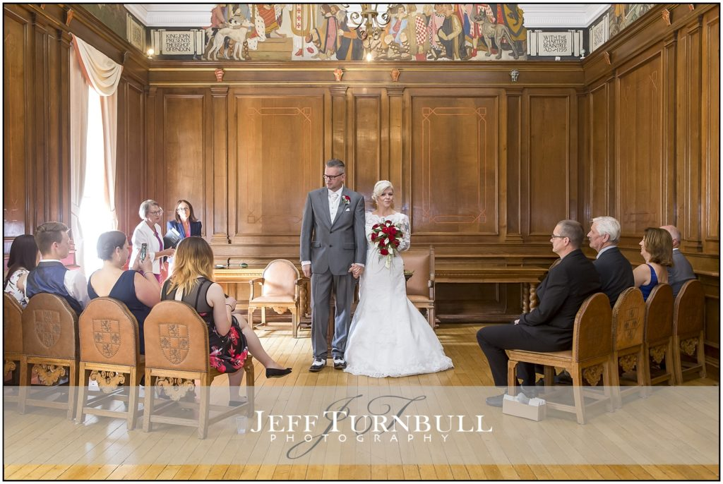 Intimate Wedding Photography by Jeff Turnbull