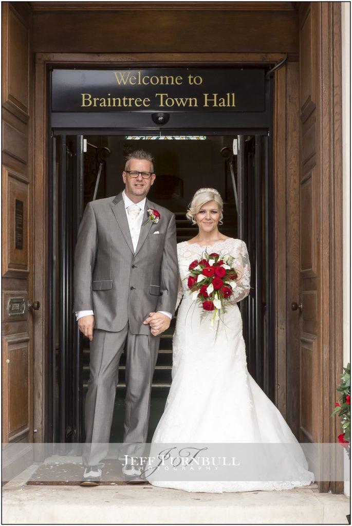 Braintree Town Hall Weddings