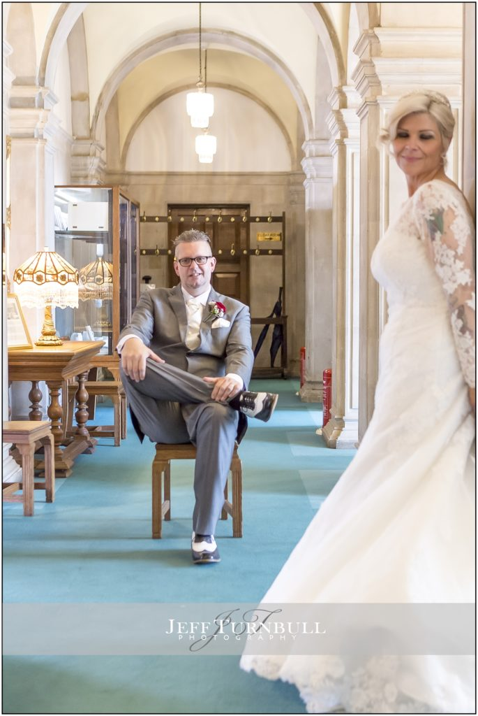 The Groom Braintree Town Hall Weddings