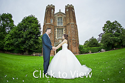 Leez Priory Wedding Album
