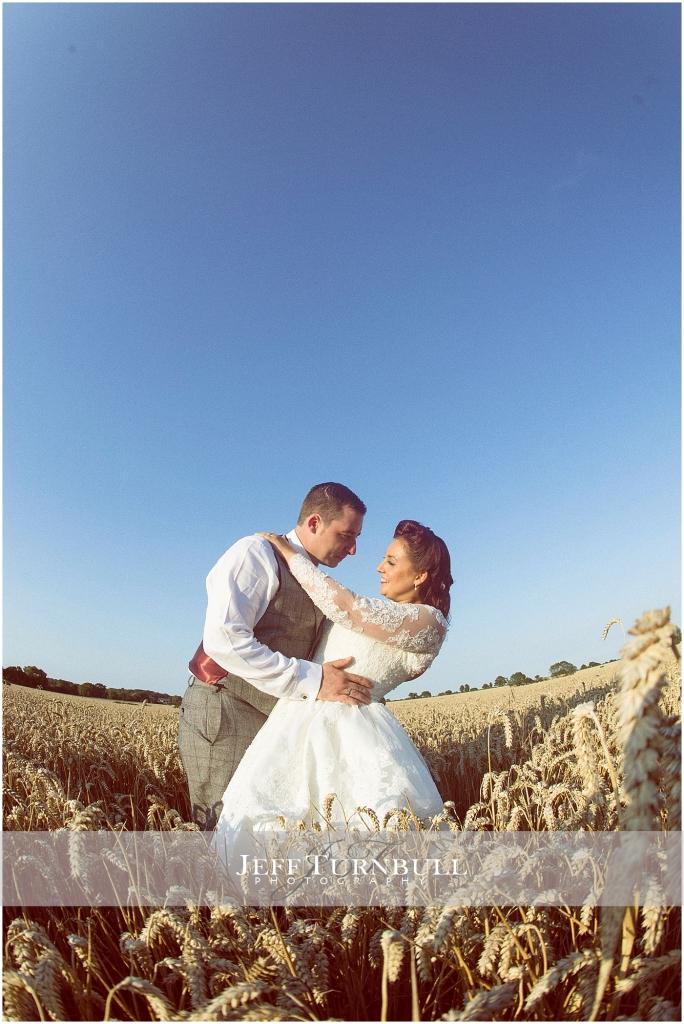 Maidens Barn Rustic Wedding