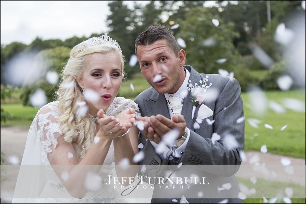 Fun Wedding Photography Marks Hall