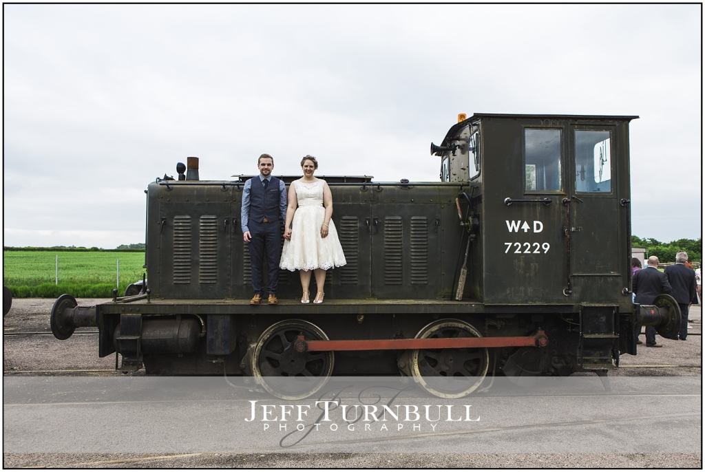 Chappel Station Wedding Photography Essex