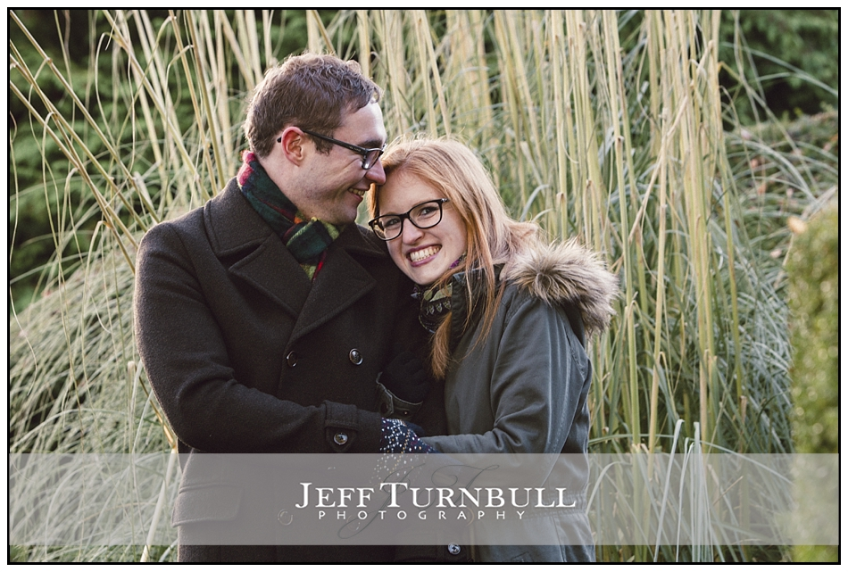 Winter Pre Wedding Photography
