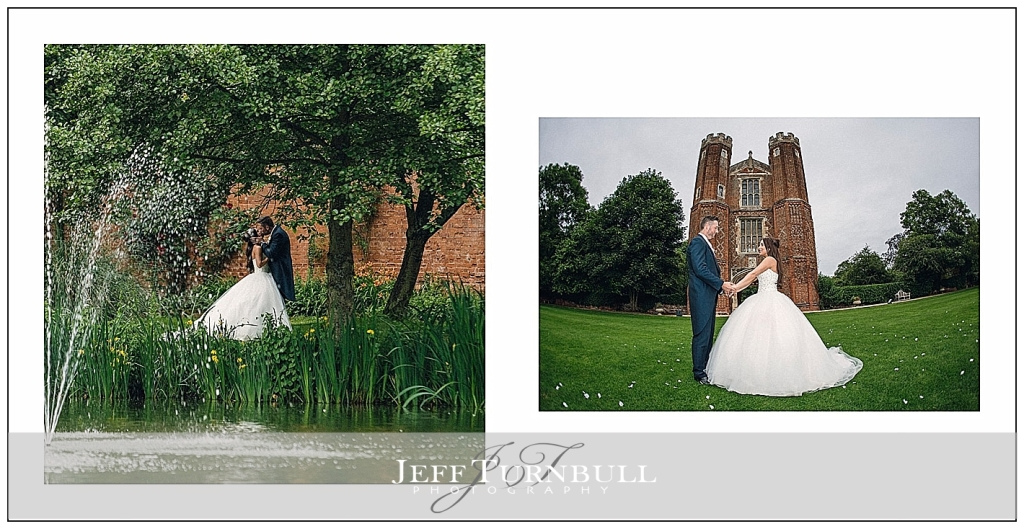 Leez Priory Wedding Photographs