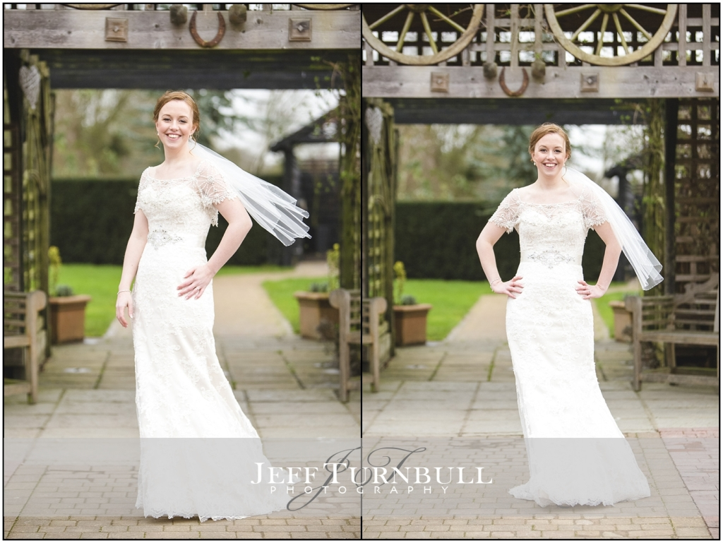 February Wedding Maidens Barn