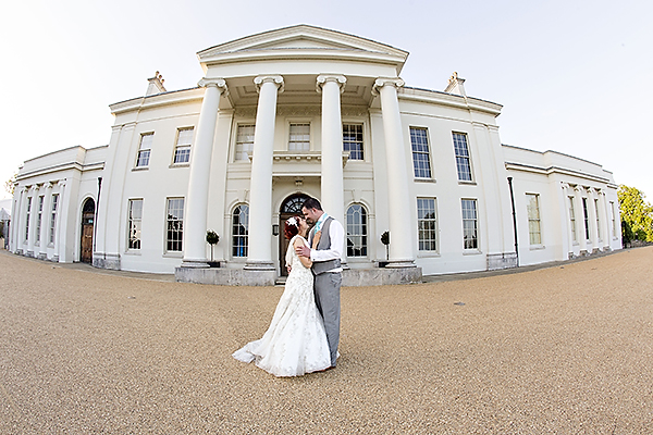 Hylands House Wedding Photographer