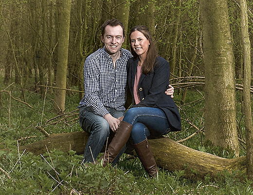 Hertfordshire Engagemenmt Shoot