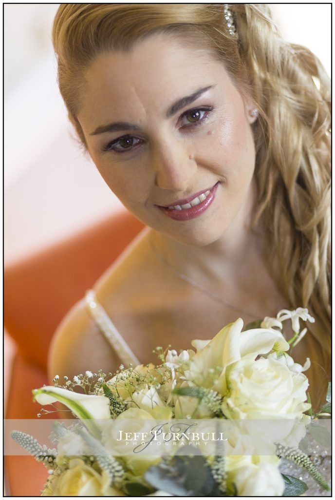 Bride Portrait at Five Lakes Hotel