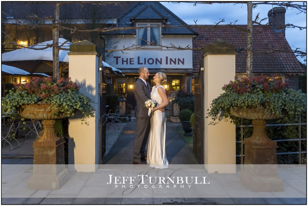 Wedding at the Lion Inn Boreham