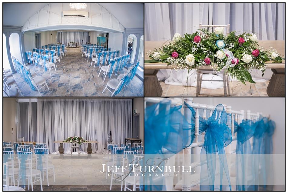 Wedding Ceremony Rook All Saints Hotel