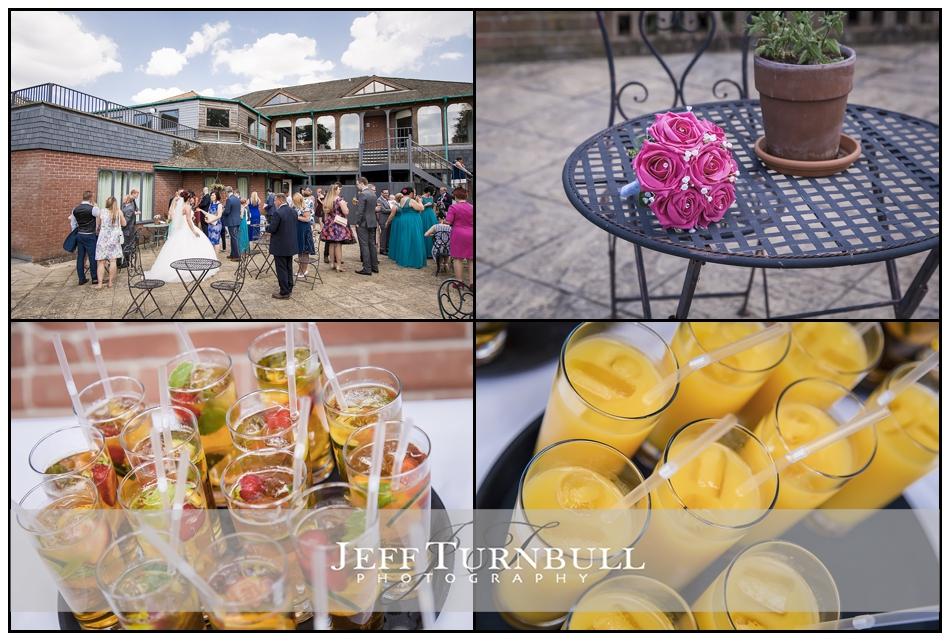 Wedding Drinks Reception All Saints Hotel