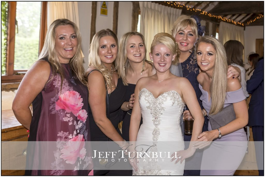 Bride and Friends The Reid Rooms