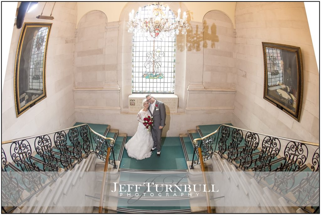 Wide Angle Wedding Photography