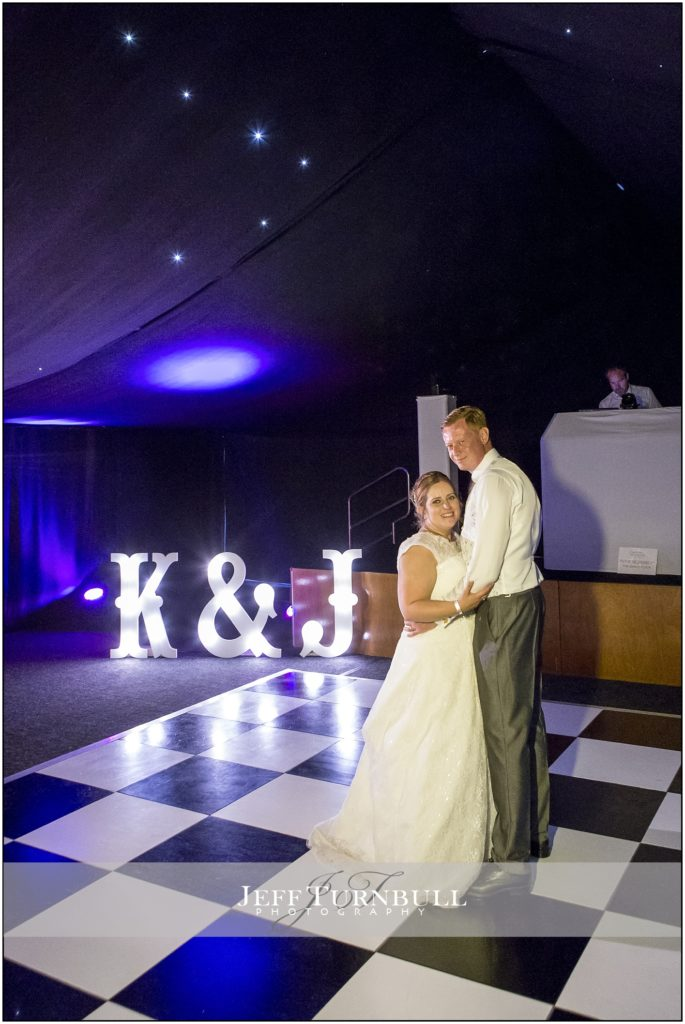 First Dance High House Weddings