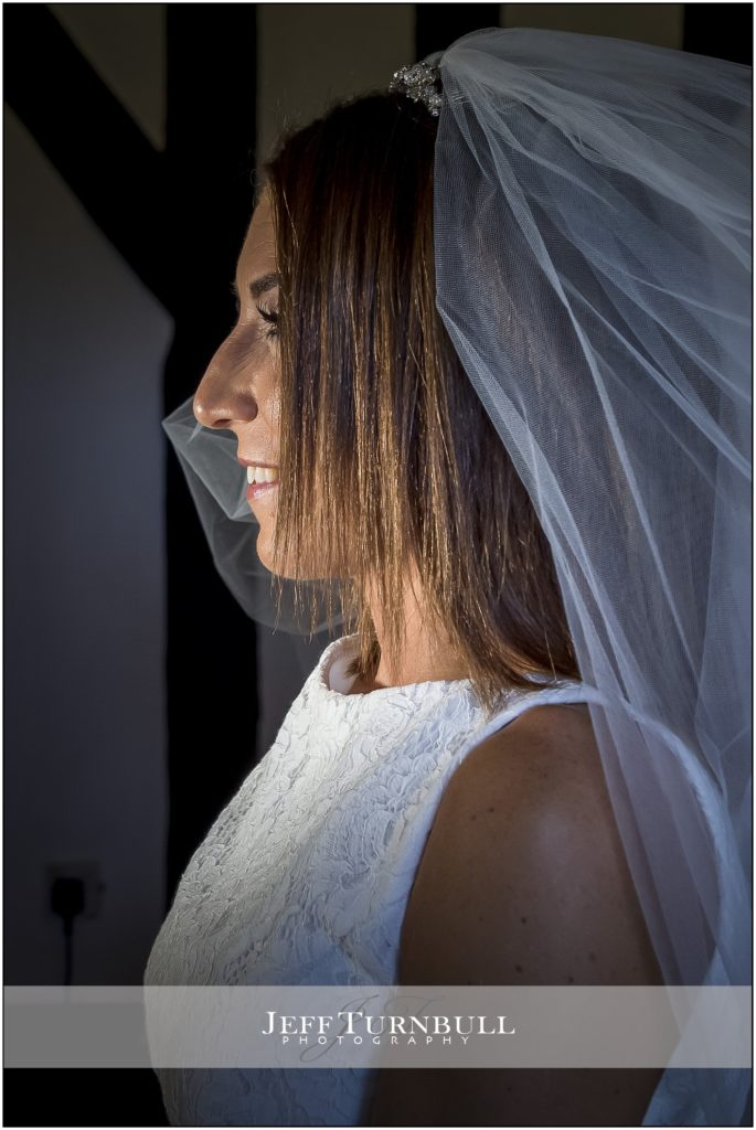 Bride Portrait Leez Priory
