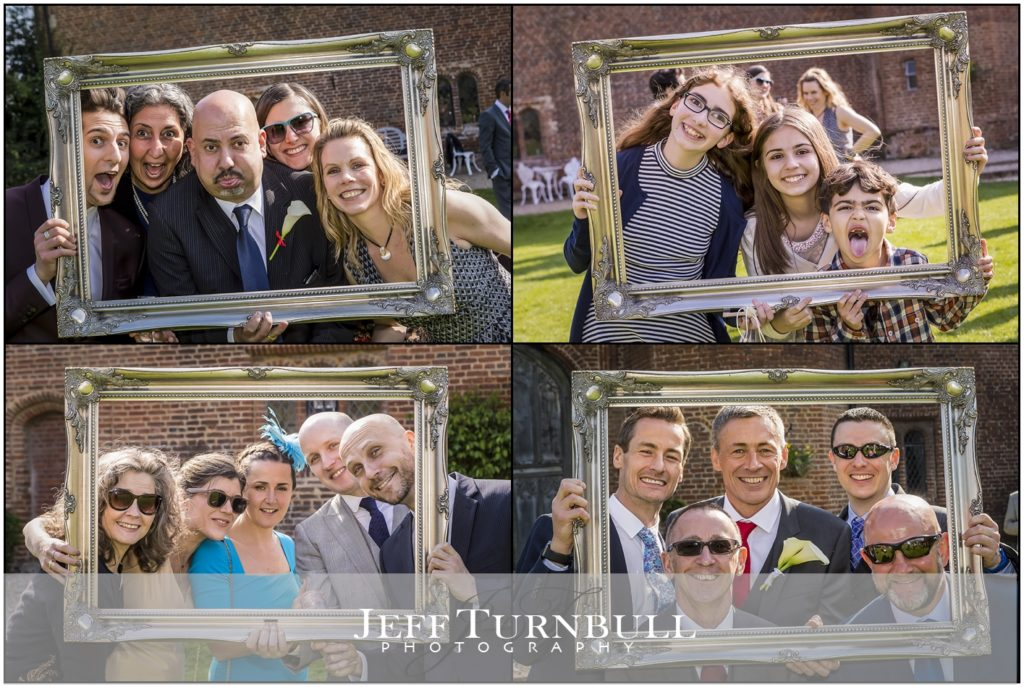 Funtime Frame Wedding Photography Leez Priory