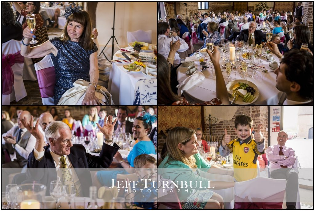 Wedding Breakfast Leez Priory