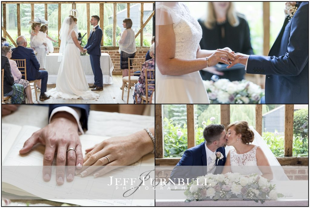 Wedding Ceremony Blake Hall Venue