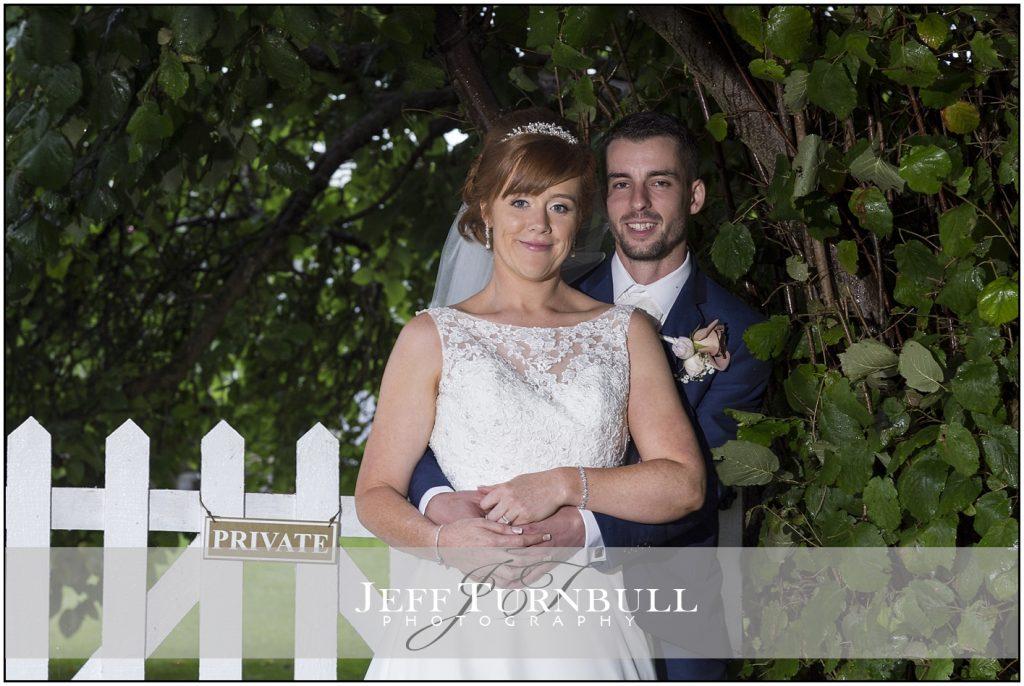 Nicola and Scott Blake Hall Wedding Venue