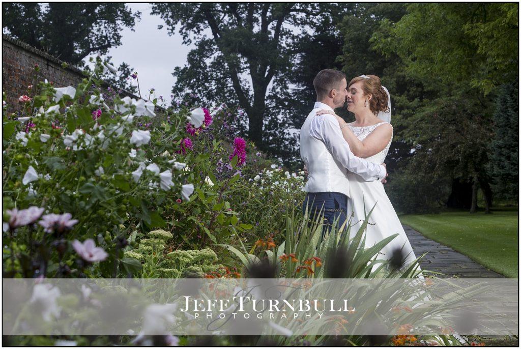 Blake Hall Wedding Venue Garden