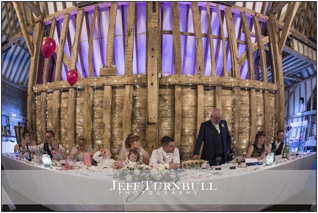 Fisheye Blake Hall Wedding Venue