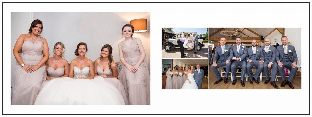 Wedding Photography at Maidens Barn