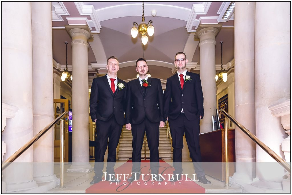 Wedding at Colchester Town Hall