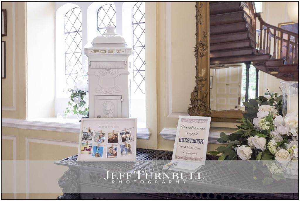 Wedding Photography Postbox