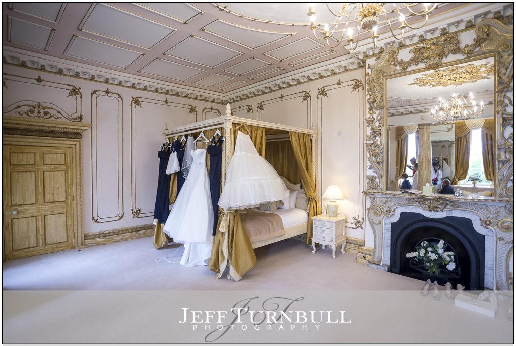 Gosfield Hall Wedding Photography Bridal Prep