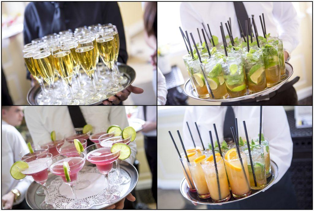 Drinks Reception Gosfield Hall