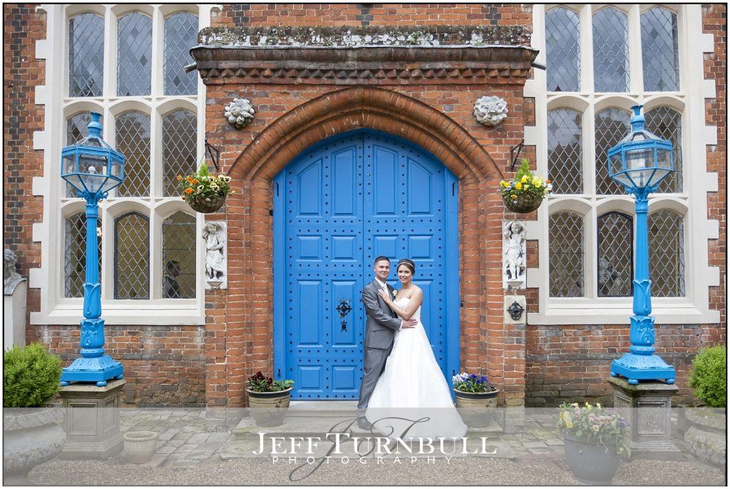Gosfield Hall Wedding Photography