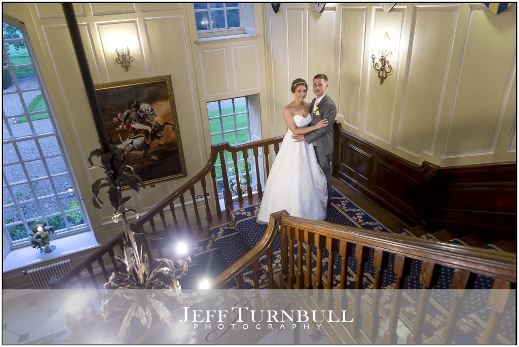 Gosfield Hall Staircase