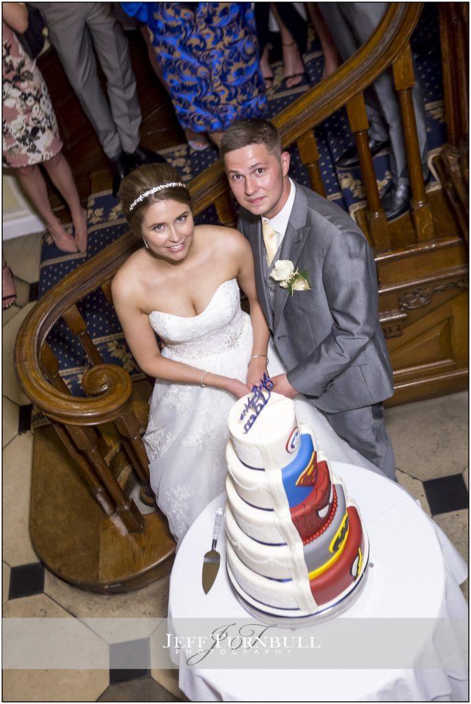 Cake Cutting Gosfield Hall