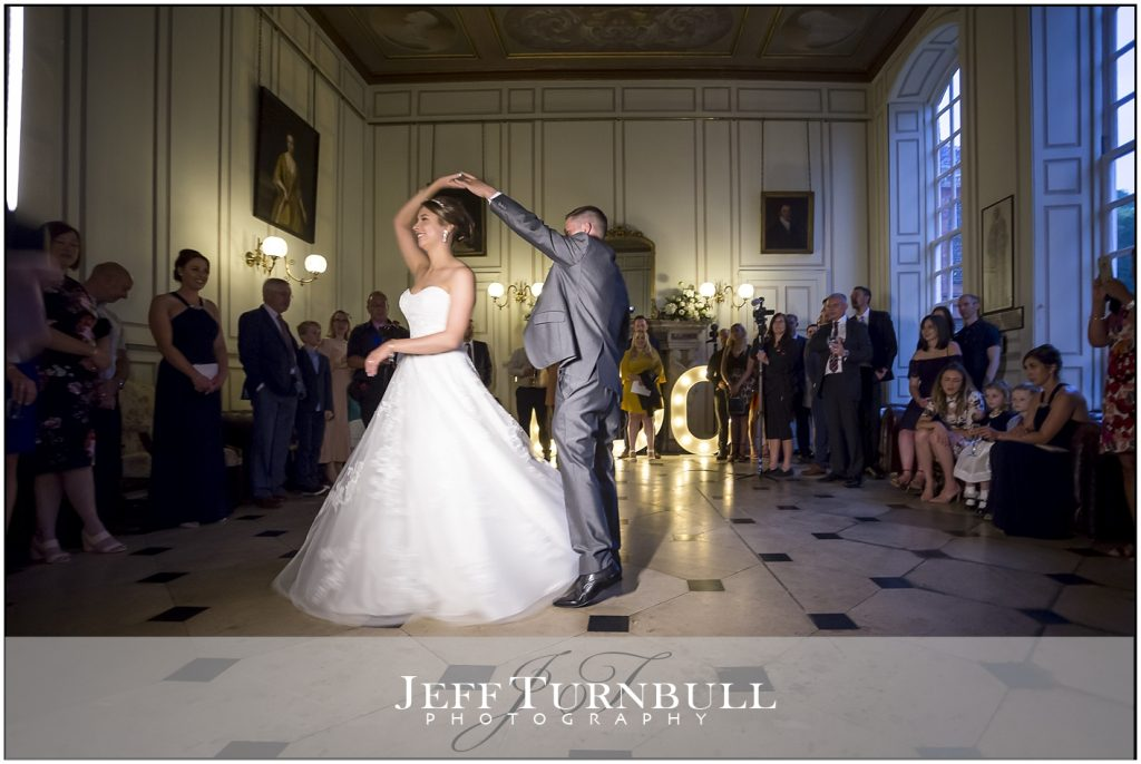 The First Dance Gosfield Hall